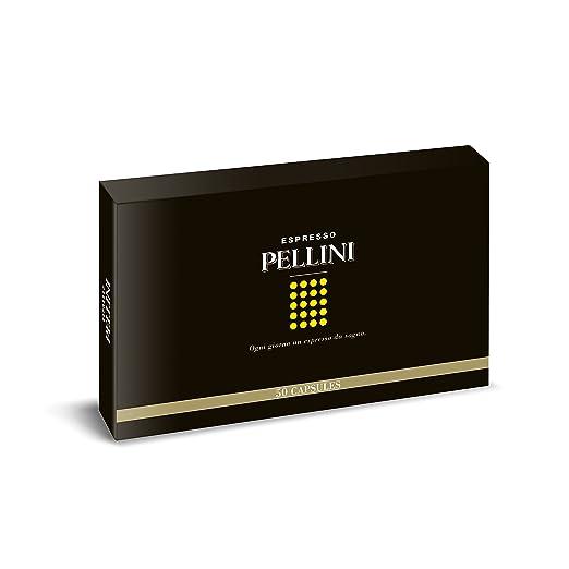 3 opinioni per Pellini Confezione Compatibile Nespresso- 50 Capsule