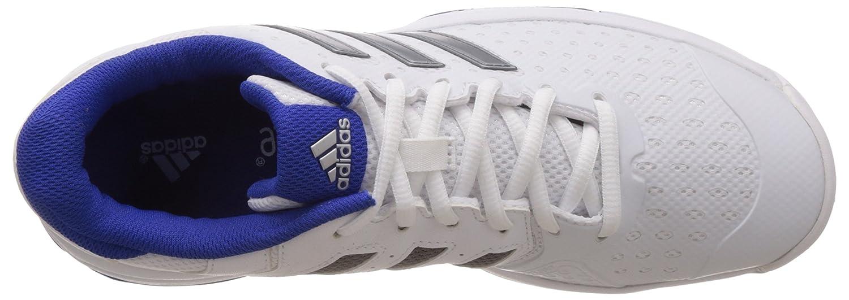 half off 18edc 3da2d adidas Barricade Team 4, Chaussures de Tennis Mixte Enfant Amazon.fr  Chaussures et Sacs