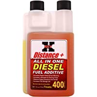 REV X Distance + Diesel Fuel Additive - 16 oz. Treats 400 Gallons