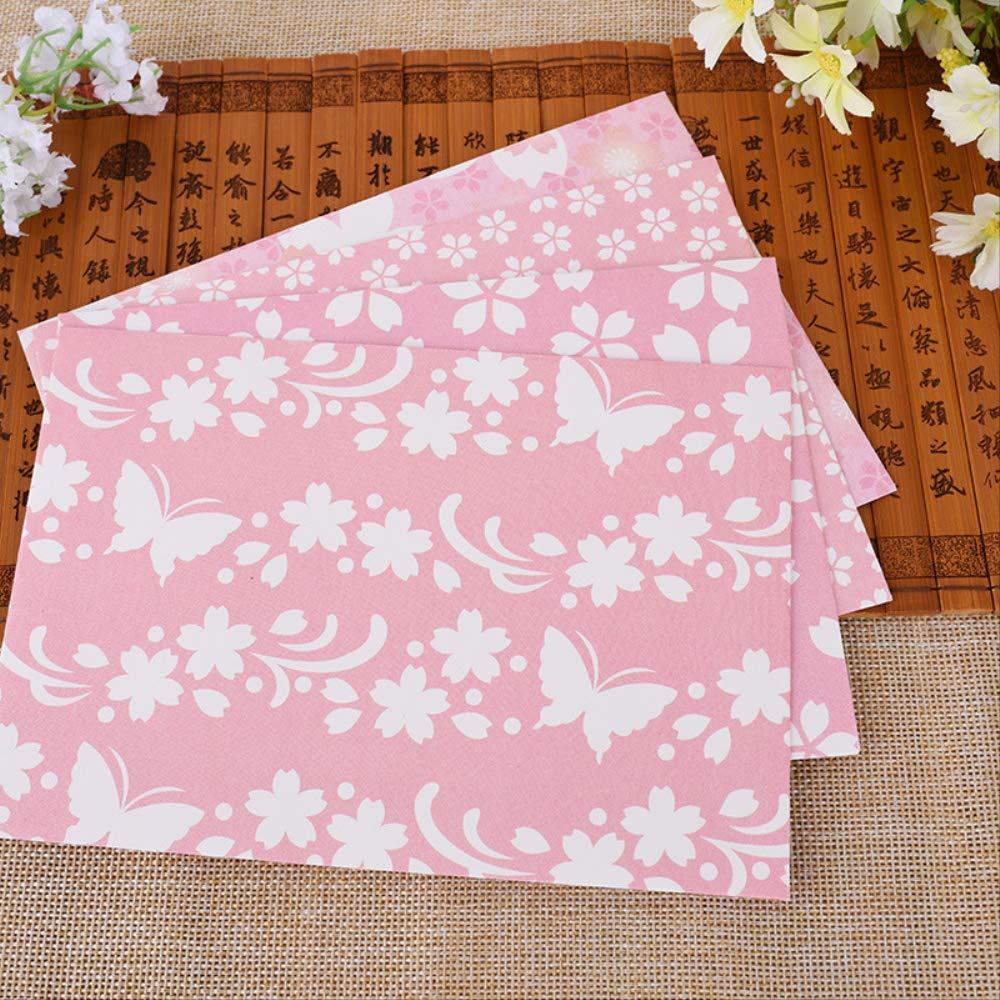FANGDAHAI Papel de carta10 unids/set Kawaii Sakura Envelope ...