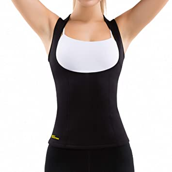 244a299dbfd66 Hot Shapers Cami Hot Thermal Shirt for Women - Compression and Calorie Burn  Fabric Technology Activewear