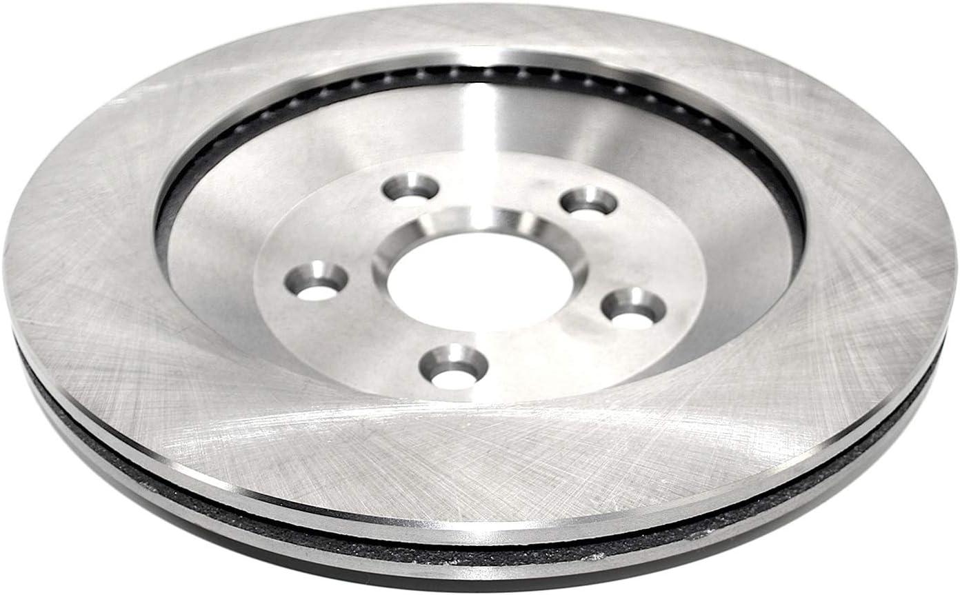 Standard DuraGo BR54117 Rear Vented Disc Brake Rotor