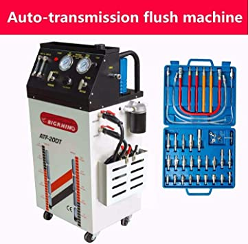 Cr BRAND NEW TRANSMISSION FLUID OIL EXCHANGE FLUSH CLEANING MACHINE