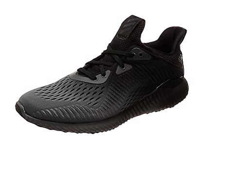 5501f6210 adidas Men s s Alphabounce Em Competition Running Shoes Core Black Grey Four  Footwear White 7.5