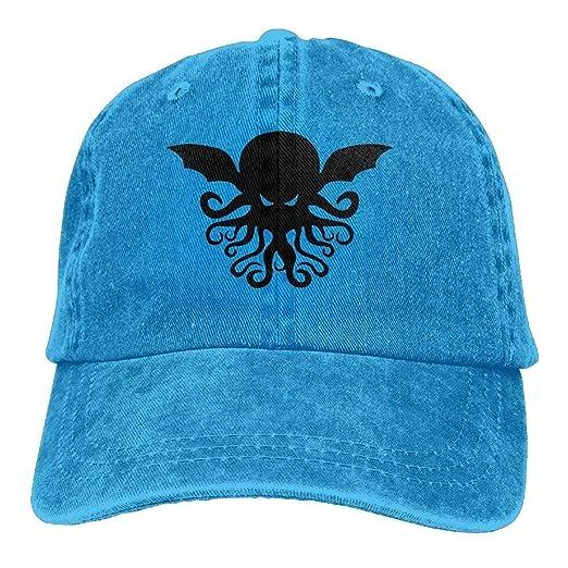 b947b5406e3ad Cowboy Hat Cool Cthulhu Adult Adjustable Athletic Custom Best ...