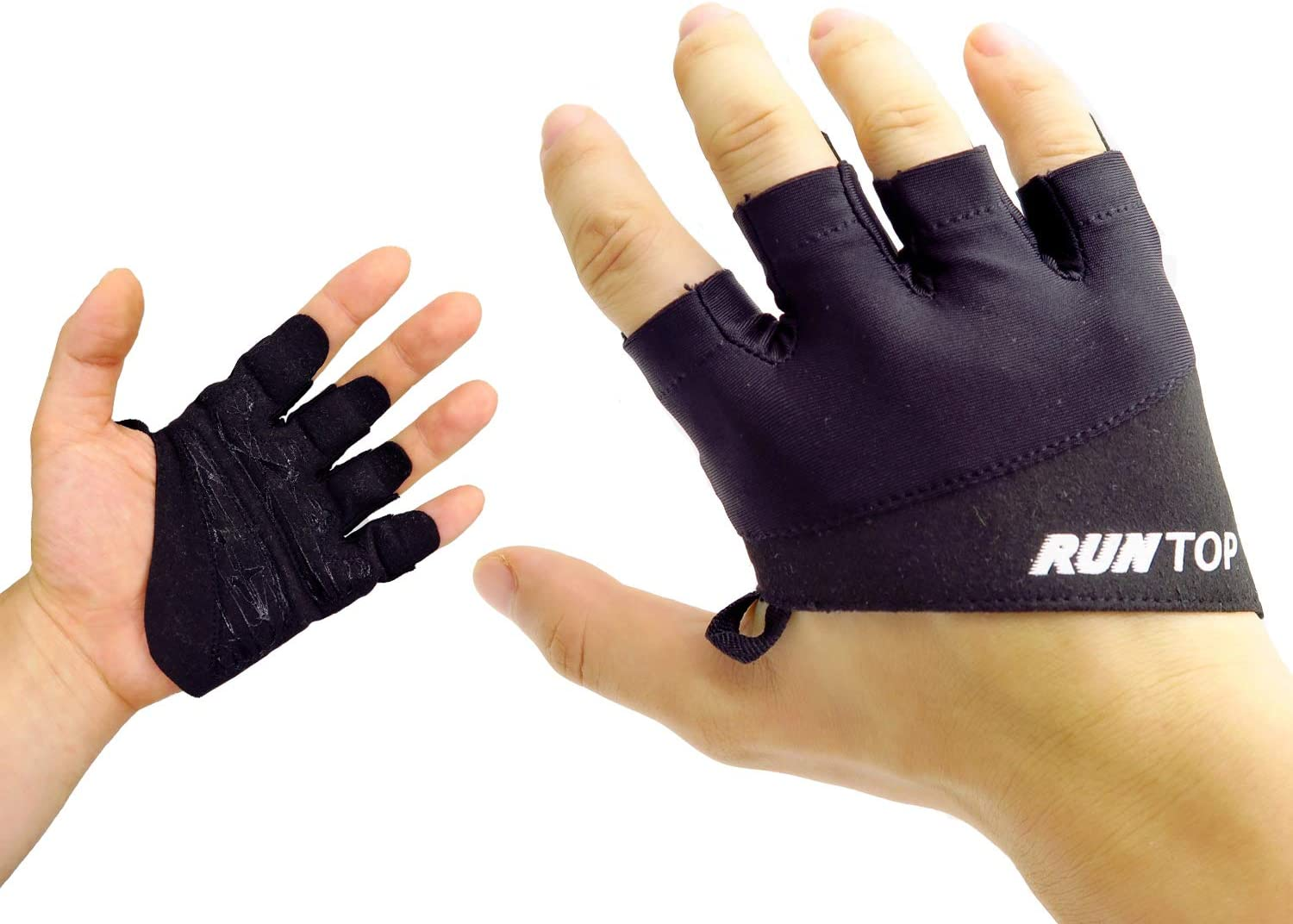 Weight Lifting Gloves Padded Gym Exercise Body Building Hand Protection Gloves