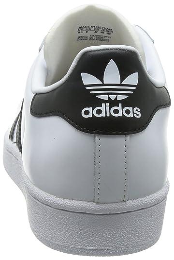 adidas Originals Superstar NIGO Bearfoot, Baskets Basses Mixte Adulte