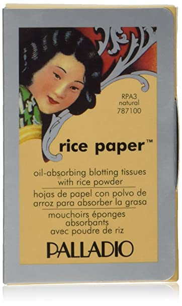 Which type of facial oil blotting paper is comparatively better?