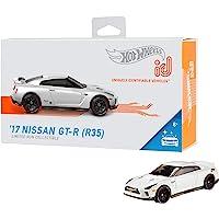 Hot Wheels id 2017 Nissan GT-R (R35) {Factory Fresh}