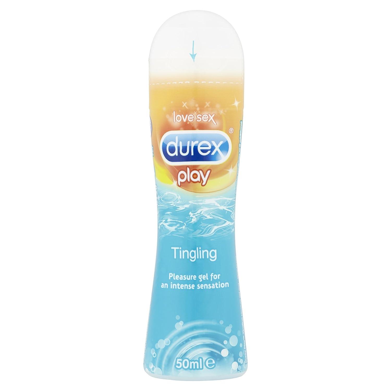 Durex Play Lubricant gel - Tingle 50ml