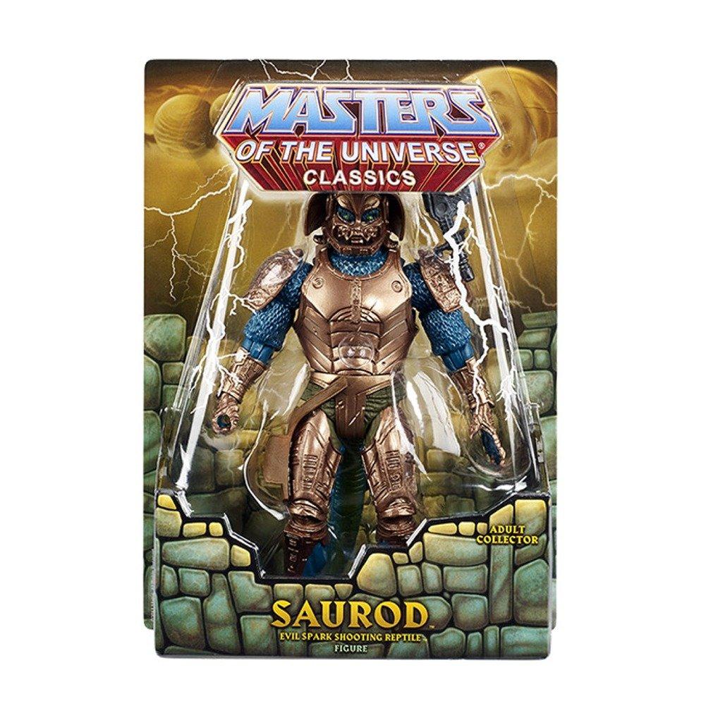 Promoción por tiempo limitado Mattel MOTUC Masters of the Universe Classics Action Figure Saurod
