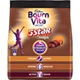 Cadbury Bournvita 5 Star Magic Health Drink 500 gm refill pack