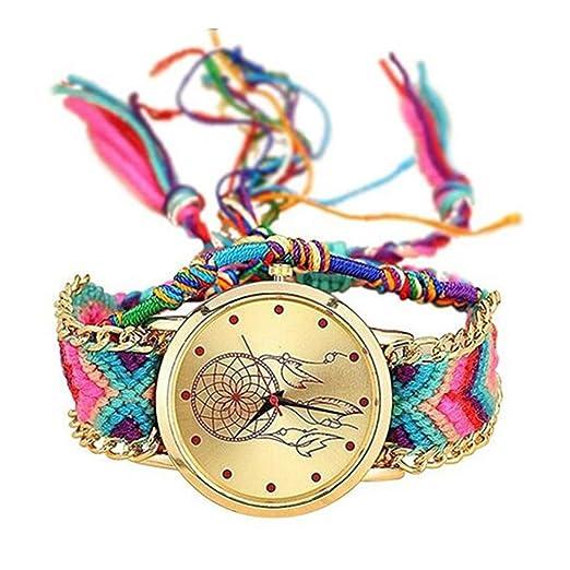 Amazon MINILUJIA Bohemia Adjustable Dreamcatcher Watch Dream Inspiration Dream Catcher Origins