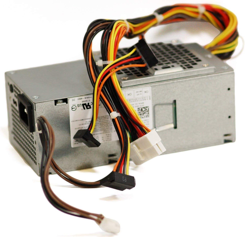 Dell Switching Power Supply Unit PSU Optiplex 390 790 990 3010 Inspiron 537s 540s 545s 546s 560s 570s 580s 620s Vostro 200s 220s 230s 260s 400s Slim DT fY9H3 375CN 6MVJH 76VCK 7GC81 CYY97 PS-5251-08D