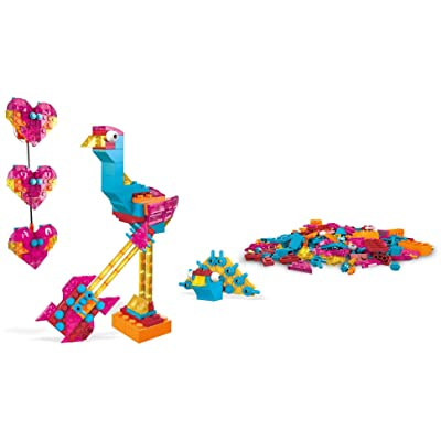 Mega Construx Inventions Candy Brick Building Set: Toys & Games