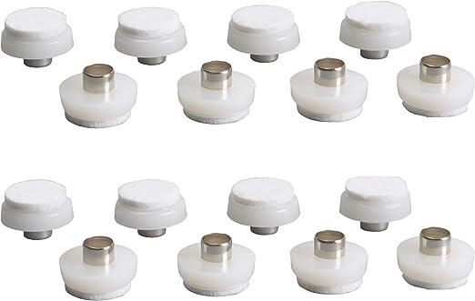 Ikea FIXA Stick-On Floor Protectors Set of 20 Surface Protectors *Best-Buy*