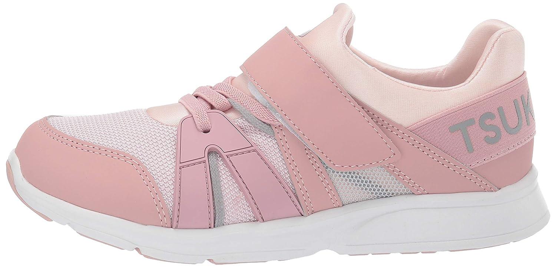 Pink//Rose Sneaker Toddler//Little Kid TSUKIHOSHI Kids Girls Ignite