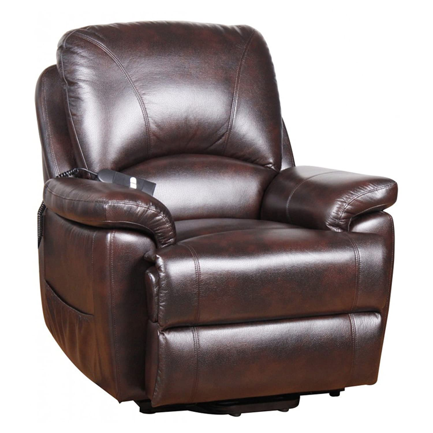 glider living room zoom item to serta brown recliners hover furniture chair durango recliner product saddle