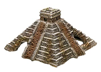 Nobby Maya Pirámide Acuario Adornos, 16 x 16,5 x 10 cm: Amazon.es: Productos para mascotas