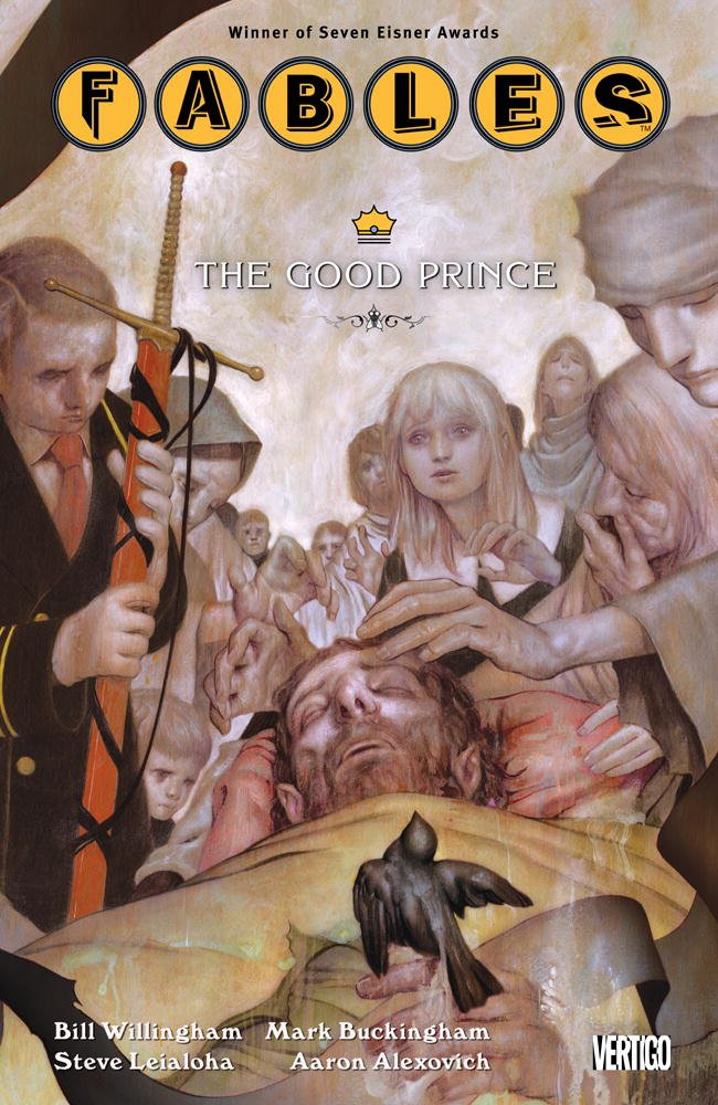 Fables Vol 10 Good Prince product image
