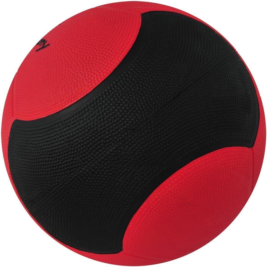 Bad Company I Gummi Medizinball I Fitness Ball I Einzeln oder im Set I 1-10 Kg