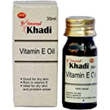 Khadi Omorose Vitamin E Oil - 35 Ml