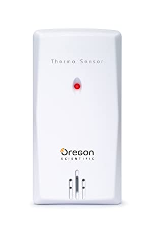 oregon scientific thn132n wireless temperature sensor white rh amazon co uk Oregon Scientific Wrist Oregon Scientific Wrist