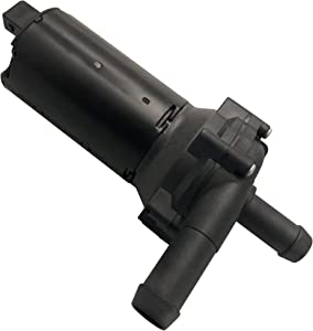 BOXI Electric Auxiliary Water Pump Fit 04-06 Chevrolet Silverado 1500/00-03 Ford F-150/03-04 Ford Mustang/00-02 Ford Ranger/05-06 GMC Sierra 1500/06-16 Land Rover Range Rover/ F8YZ8501AA 0392022002