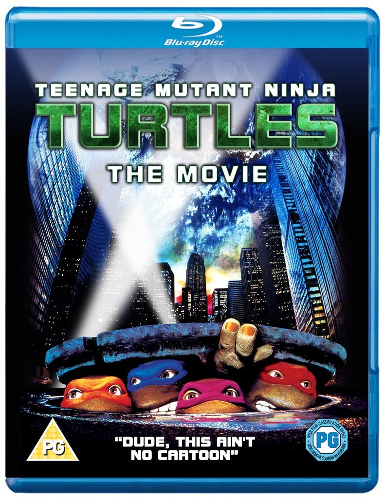 Teenage Mutant Ninja Turtles - The Original Movie Blu-ray ...