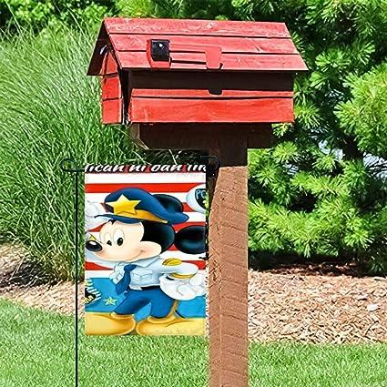 Amazon Com Disney Collection Garden Flag Vertical Double Sided