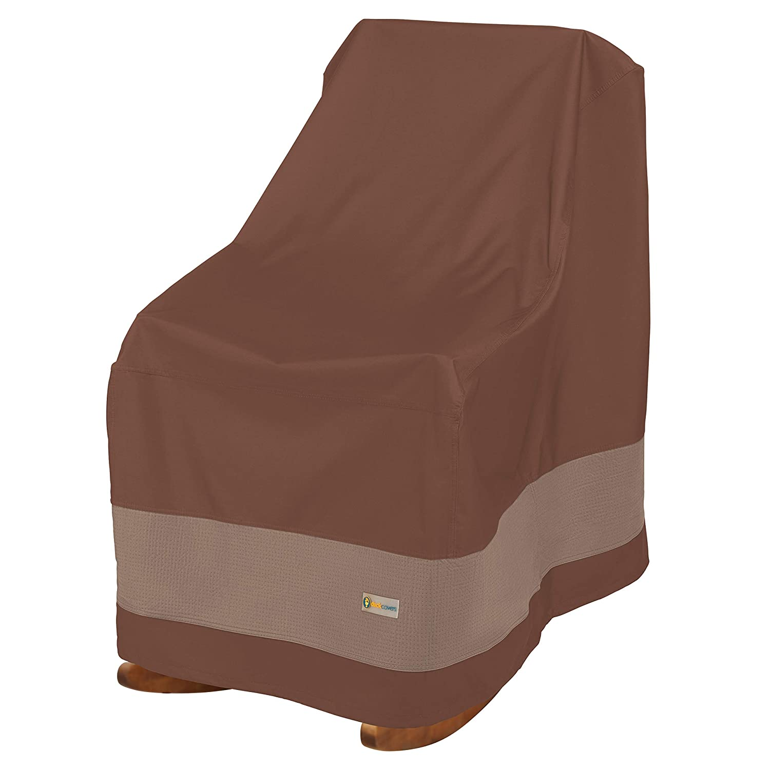 """Duck Covers Ultimate Rocking Chair Cover 28"""" Wide"""