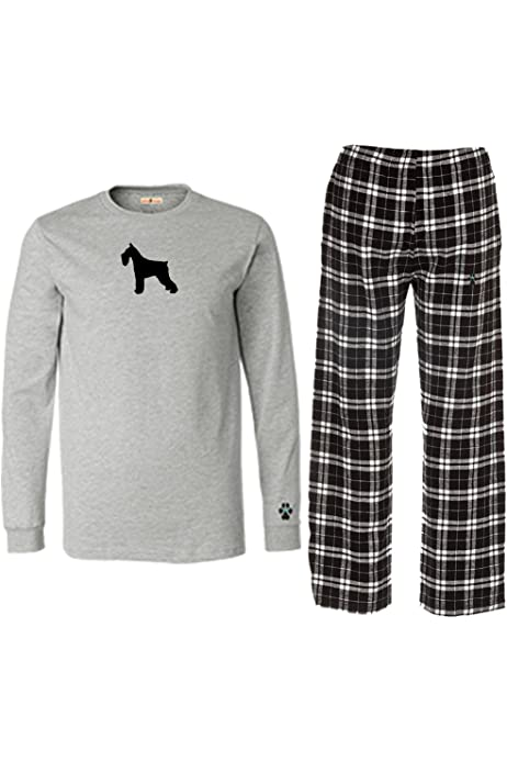 YourBreed Clothing Company Pit Bull Ladies Flannel Pajamas.