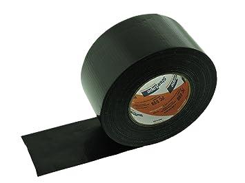 """3 """"x 70 m Negro Duct Tape – 12 Mil de grosor (72"""
