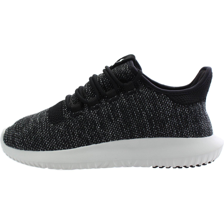 online retailer d9647 a2721 Amazon.com   adidas Originals Tubular Shadow Knit J Black Textile 4.5 M US  Big Kid   Shoes