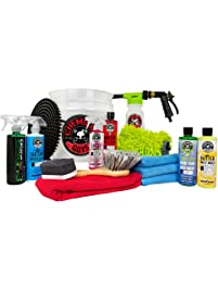 Chemical Guys HOL148 Arsenal Builder Wash Kit with TORQ Blaster Foam Gun, Bucket and 16 oz Care Products