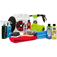 $99 » Chemical Guys HOL148 16-Piece Arsenal Builder Wash Kit with Torq Blaster Foam Gun, Bucket and…