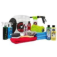 Chemical Guys HOL148 16-Piece Arsenal Builder Wash Kit with Torq Blaster Foam Gun...