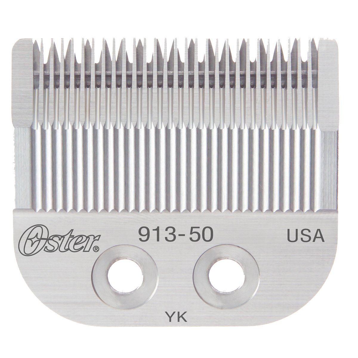 Oster 76913-536 Blade Set # 913-53 Fit Fast Feed 25-teeth, Silver, 1.58 Oz 076913-536-001