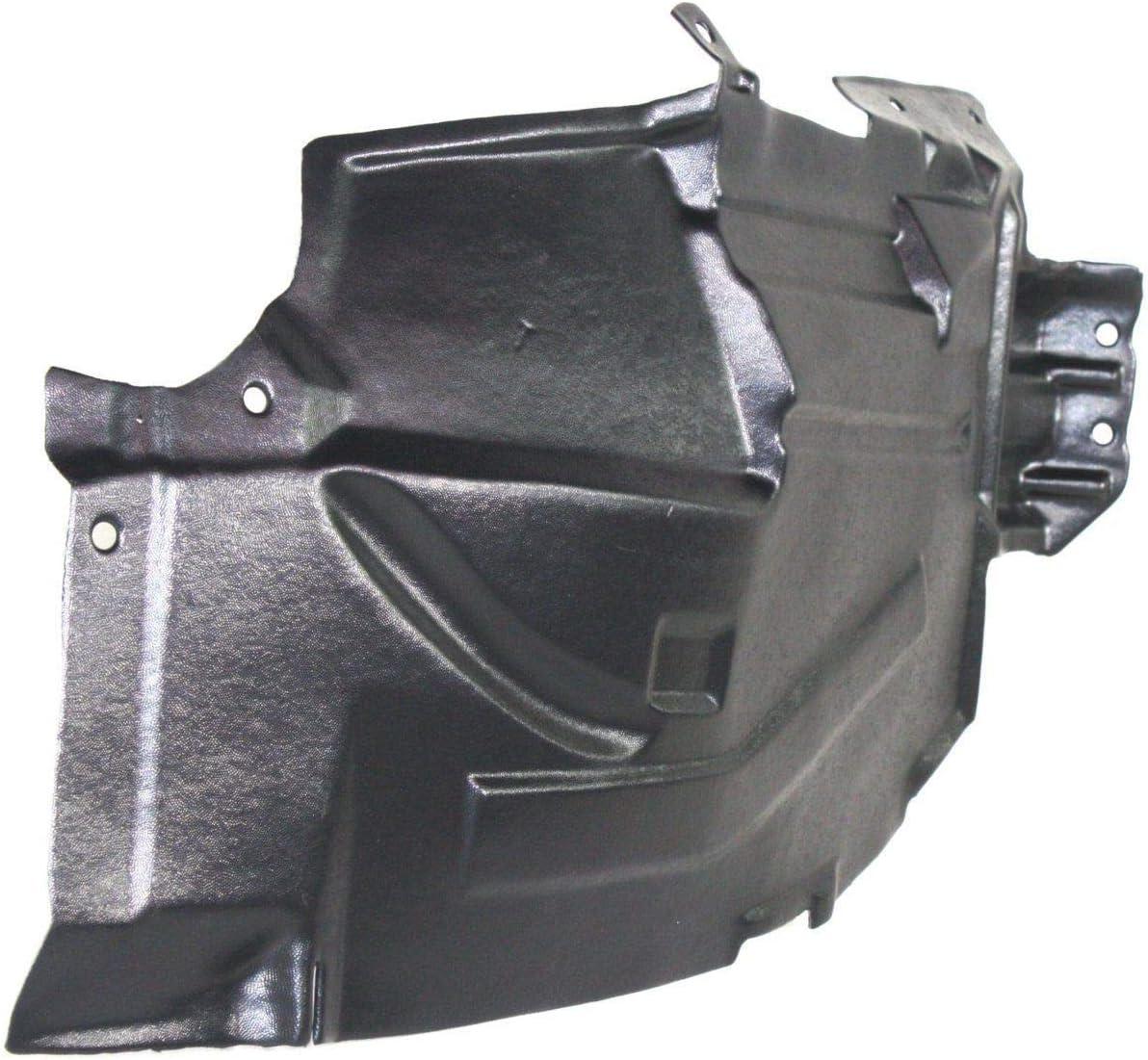 NI1249108 63844CA00A Parts N Go 2003-2007 Murano Fender Liner Passenger Side Right Hand Splash Guard