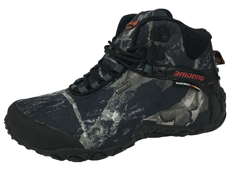 MatchLife Herren Camouflage Wanderschuhe Sports Schuhe