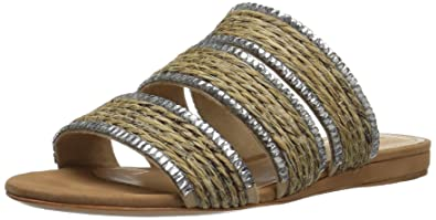 Schutz Belloni Flat Sandals 8WIQLB
