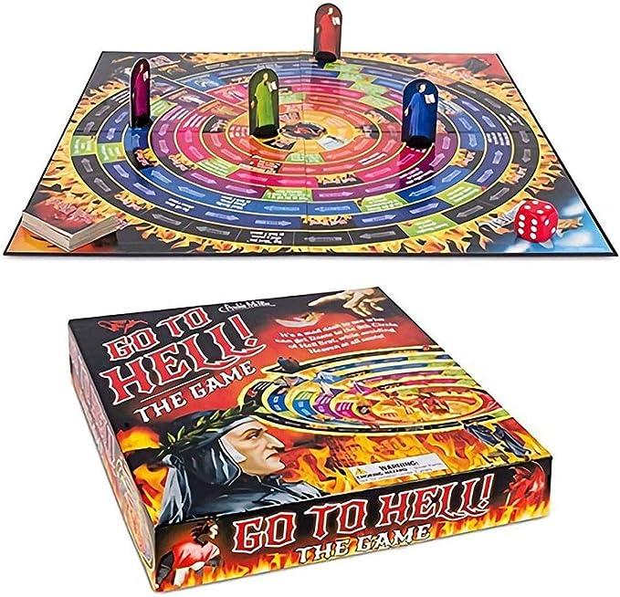 Go To Hell! The Game: Amazon.es: Juguetes y juegos