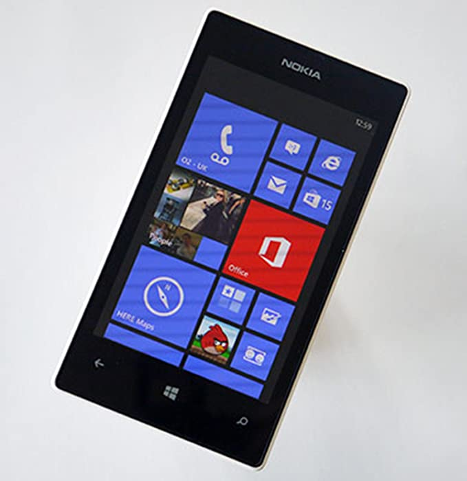 Amazon.com: Nokia Lumia 520 8 GB at & T no-contract Windows ...