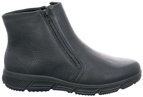 Jomos Botines Hombre 461511-37-000 Negro: Amazon.es: Zapatos y complementos