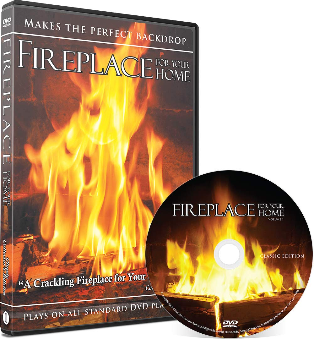 Amazon Com Fireplace For Your Home Fireplace Firewood Yule Log