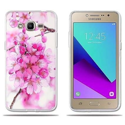 Amazon.com: Samsung Galaxy J2 Prime Caso, Shell, fubaoda, un ...