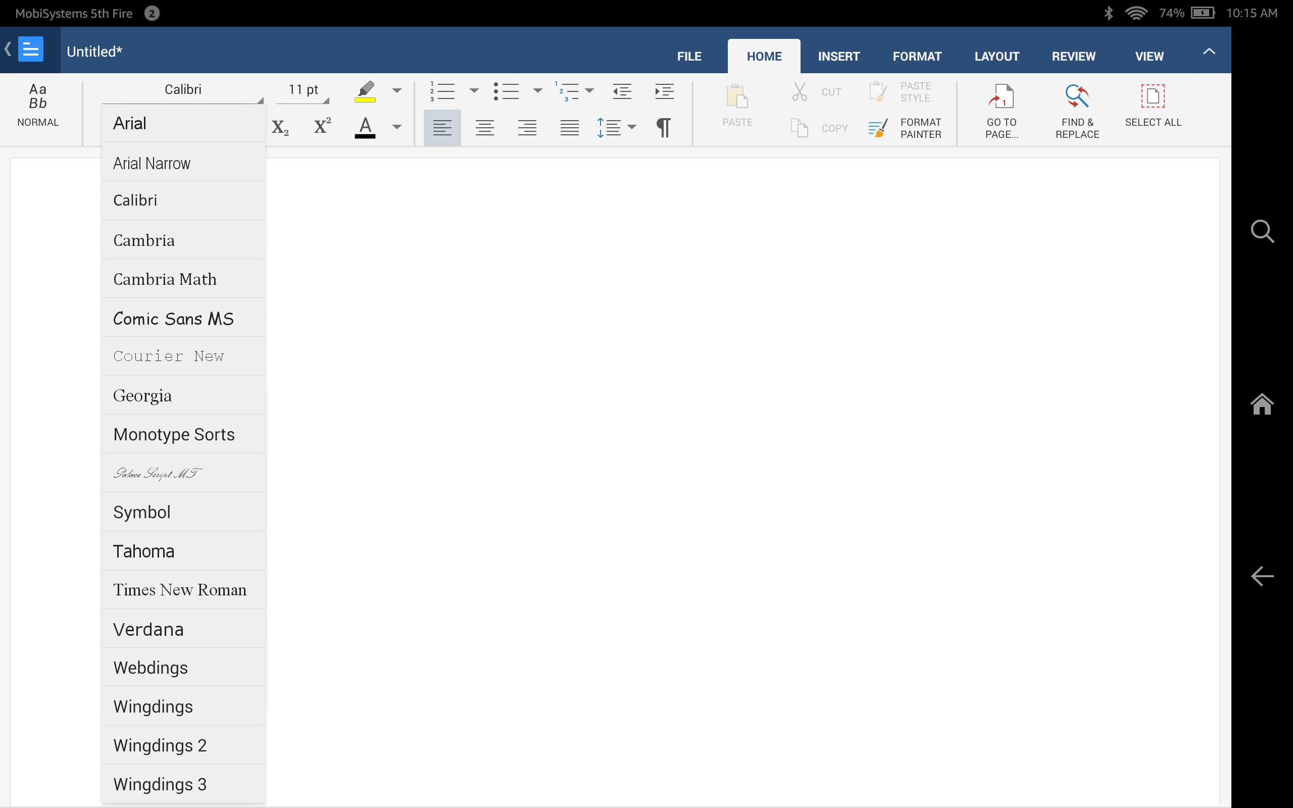 Download Amazon.com: OfficeSuite Font Pack