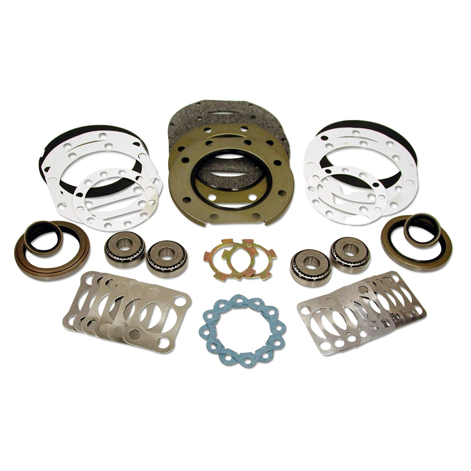 Yukon (YP KNCLKIT-TOY) Knuckle Kit for Toyota Hilux/Land Cruiser Differential by Yukon Gear