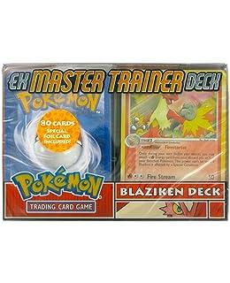 Pokemon EX Master Trainer Blaziken pezzo singolo (EN) LEONARDO SERVIZI SAS DI Bergamin Catia & C.