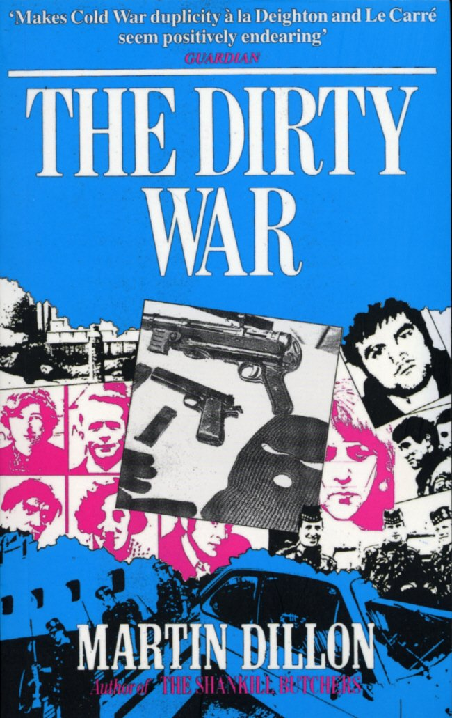 Image result for the dirty war book